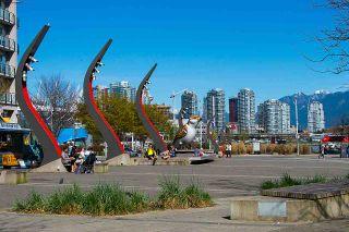 """Photo 36: 193 WALTER HARDWICK Avenue in Vancouver: False Creek Condo for sale in """"BRIDGE"""" (Vancouver West)  : MLS®# R2512536"""