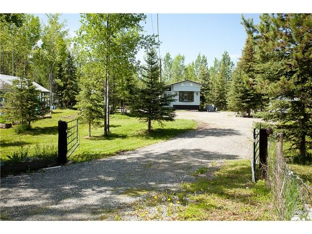 Main Photo: 4235 MCWILLIAM Place in Williams Lake: Williams Lake - Rural East Manufactured Home for sale (Williams Lake (Zone 27))  : MLS®# N237750