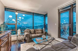 """Photo 3: 2703 301 CAPILANO Road in Port Moody: Port Moody Centre Condo for sale in """"THE RESIDENCES"""" : MLS®# R2191281"""