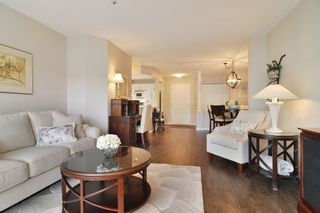 """Photo 3: 205 5556 201A Street in Langley: Langley City Condo for sale in """"Michaud Gardens"""" : MLS®# R2523718"""