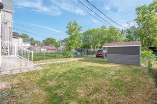 Photo 18: 535 Pritchard Avenue in Winnipeg: North End Residential for sale (4A)  : MLS®# 202118464