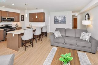 Photo 1: 207 7161 West Saanich Rd in BRENTWOOD BAY: CS Brentwood Bay Condo for sale (Central Saanich)  : MLS®# 839136