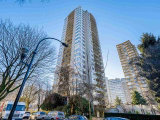 "Main Photo: 2101 1850 COMOX Street in Vancouver: West End VW Condo for sale in ""El Cid"" (Vancouver West)  : MLS®# R2530028"