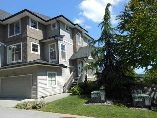 """Photo 1: 93 15152 62A Avenue in Surrey: Sullivan Station Townhouse for sale in """"The Uplands"""" : MLS®# F1415808"""
