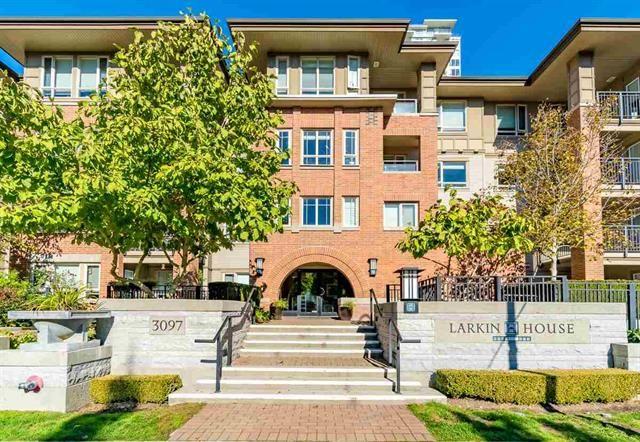 Main Photo: 315 3097 Lincoln Avenue in Coquitlam: New Horizons Condo  : MLS®# R2333565
