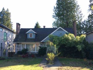 Photo 1: 1768 W 61ST Avenue in Vancouver: South Granville House for sale (Vancouver West)  : MLS®# R2120423