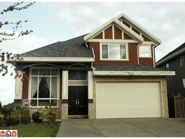 Main Photo: 7130 151st Street in Surrey: House for sale : MLS®# F1007103