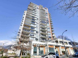 "Photo 2: 1401 150 W 15TH Street in North Vancouver: Central Lonsdale Condo for sale in ""15 West"" : MLS®# R2537738"