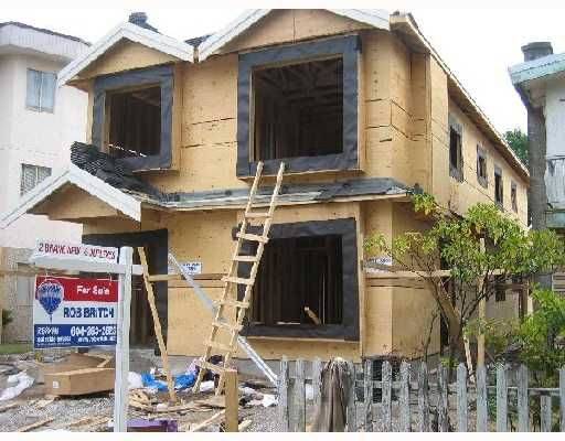 Photo 5: Photos: 450 E 44TH Avenue in Vancouver: Fraser VE 1/2 Duplex for sale (Vancouver East)  : MLS®# V681157