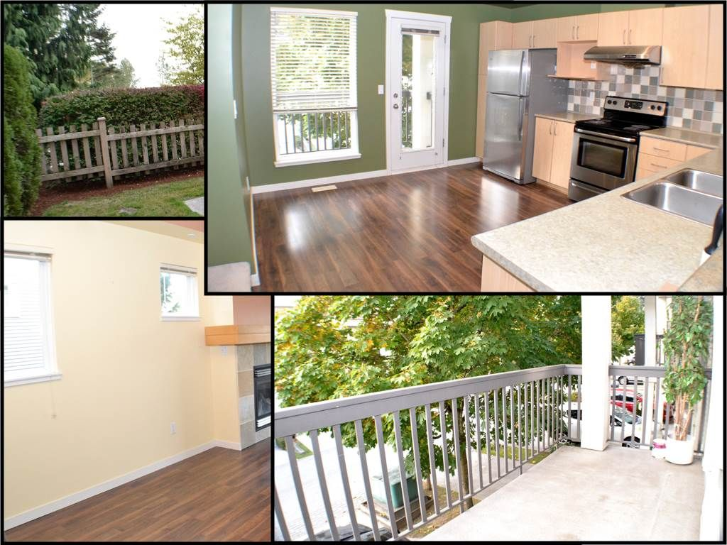 Main Photo: 7 15065 58 AVENUE in : Sullivan Station Townhouse for sale : MLS®# R2006576