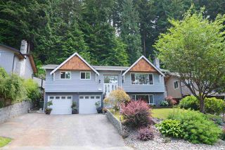 Photo 1: 2050 RIVERGROVE Place in North Vancouver: Seymour NV House for sale : MLS®# R2088486