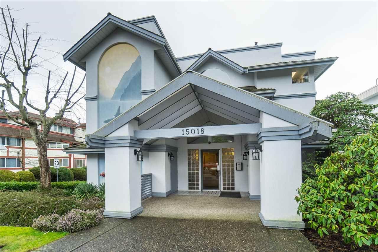 "Main Photo: 202 15018 THRIFT Avenue: White Rock Condo for sale in ""ORCA VISTA"" (South Surrey White Rock)  : MLS®# R2551510"