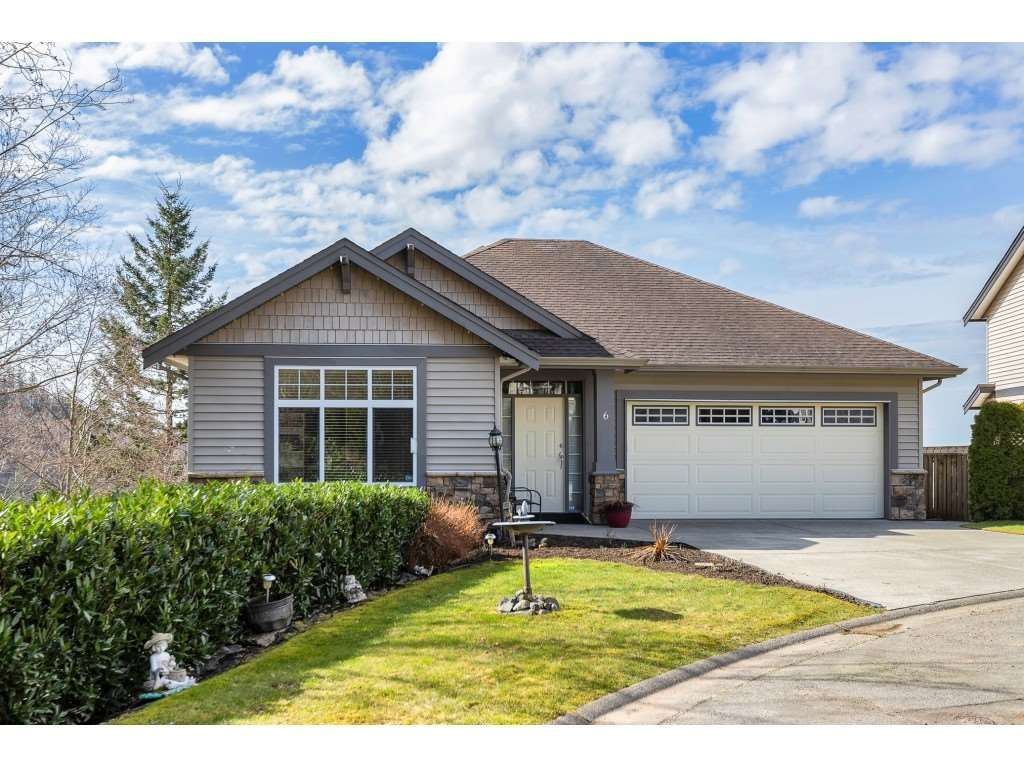 Main Photo: 6 3299 HARVEST Drive in Abbotsford: Abbotsford East House for sale : MLS®# R2555725