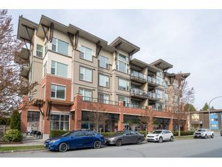 "Photo 1: 302 1975 MCCALLUM Road in Abbotsford: Central Abbotsford Condo for sale in ""The Crossing"" : MLS®# R2559800"