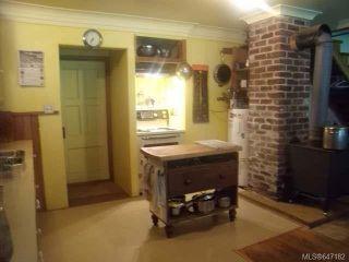 Photo 8: 5458 Prendergast Rd in COURTENAY: CV Courtenay West House for sale (Comox Valley)  : MLS®# 647182