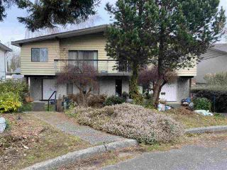 Main Photo: 5681 CAMINO Court in Burnaby: Central BN 1/2 Duplex for sale (Burnaby North)  : MLS®# R2547891