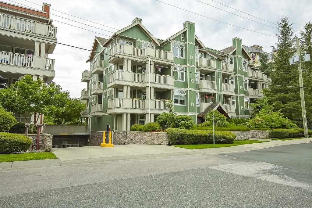 """Main Photo: 201 15350 16A Avenue in Surrey: King George Corridor Condo for sale in """"Ocean Bay Villas"""" (South Surrey White Rock)  : MLS®# R2469880"""