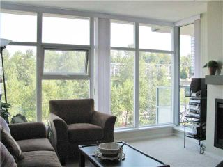 """Photo 1: 1002 2289 YUKON Crescent in Burnaby: Brentwood Park Condo for sale in """"WATERCOLOURS"""" (Burnaby North)  : MLS®# V1021940"""