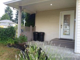 Photo 3: A 4699 SHETLAND PLACE in COURTENAY: CV Courtenay East Half Duplex for sale (Comox Valley)  : MLS®# 734537