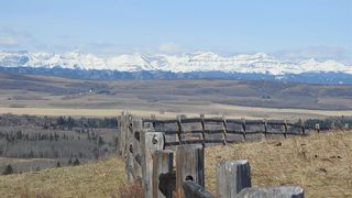 Photo 1: SE 35-20-2W5: Rural Foothills County Residential Land for sale : MLS®# A1101395