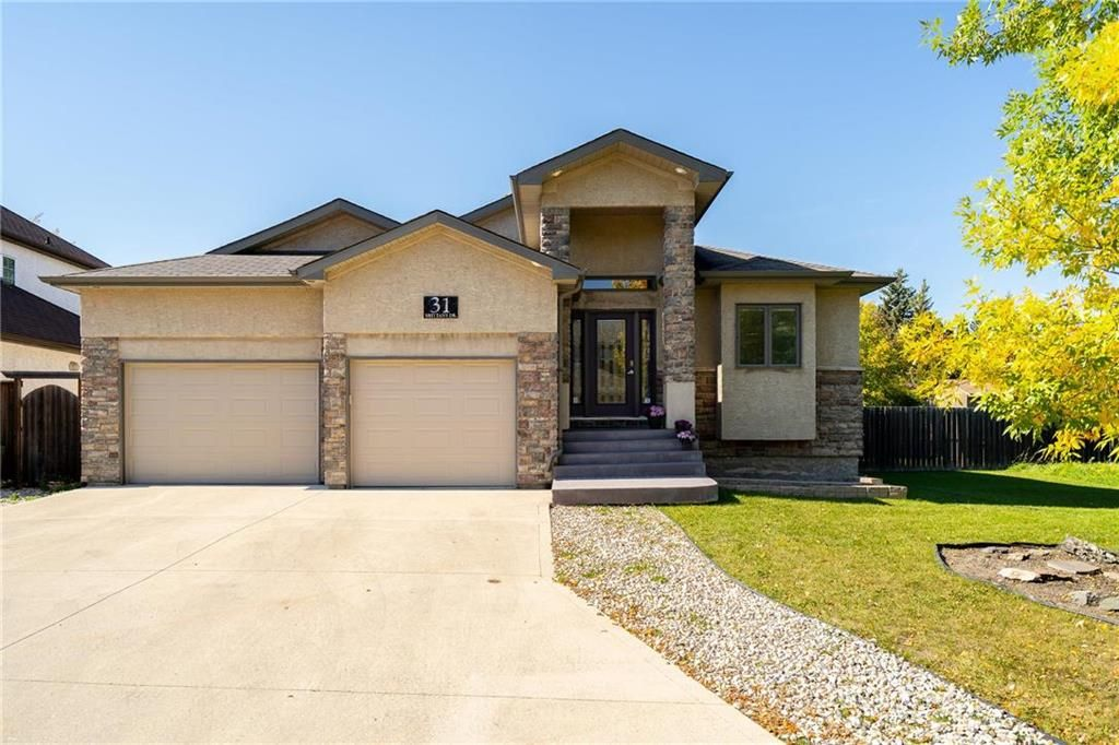 Main Photo: 31 Brittany Drive in Winnipeg: Charleswood Residential for sale (1G)  : MLS®# 202123181