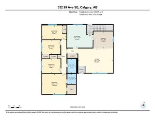 Photo 33: 332 99 Avenue SE in Calgary: Willow Park Detached for sale : MLS®# A1153224