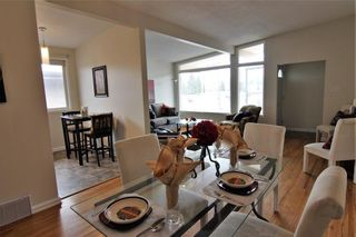 Photo 5: 524 34 Avenue NE in Calgary: Winston Heights/Mountview Semi Detached for sale : MLS®# A1078627