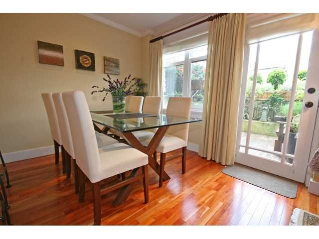 """Photo 6: Photos: 3538 W 5TH Avenue in Vancouver: Kitsilano Townhouse for sale in """"BOEUR HOUSE"""" (Vancouver West)  : MLS®# V822581"""