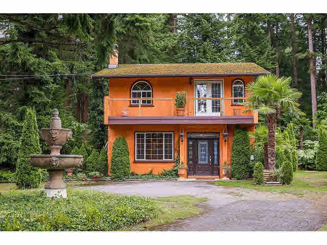 Main Photo: 2576 140TH Street in Surrey: Sunnyside Park Surrey House for sale (South Surrey White Rock)  : MLS®# F1451410