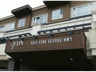 """Photo 2: 203 9655 KING GEORGE Boulevard in Surrey: Whalley Condo for sale in """"THE GRUV"""" (North Surrey)  : MLS®# R2611450"""