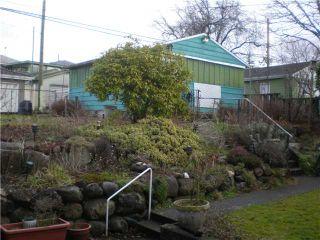 """Photo 2: 2131 SCARBORO AV in Vancouver: Fraserview VE House for sale in """"FRASERVIEW"""" (Vancouver East)  : MLS®# V926935"""