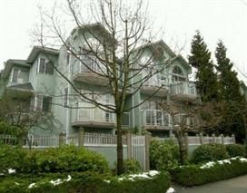 Main Photo: 110 633 W 16 Avenue in Vancouver: Fairview VW Condo for sale (Vancouver West)  : MLS®# V642495