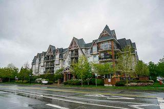 "Photo 3: 403 17769 57 Avenue in Surrey: Cloverdale BC Condo for sale in ""Clover Down Estates"" (Cloverdale)  : MLS®# R2261769"