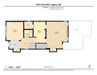 Photo 33: 3831 20 Street SW in Calgary: Garrison Woods Detached for sale : MLS®# A1145108