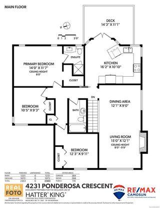 Photo 23: 4231 Ponderosa Cres in : SW Northridge House for sale (Saanich West)  : MLS®# 884862