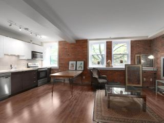 """Photo 2: 205 233 ABBOTT Street in Vancouver: Downtown VW Condo for sale in """"ABBOTT PLACE"""" (Vancouver West)  : MLS®# R2590257"""