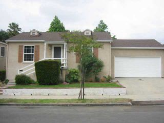 Photo 1: SAN DIEGO Residential for sale : 3 bedrooms : 4566 Alamo Dr