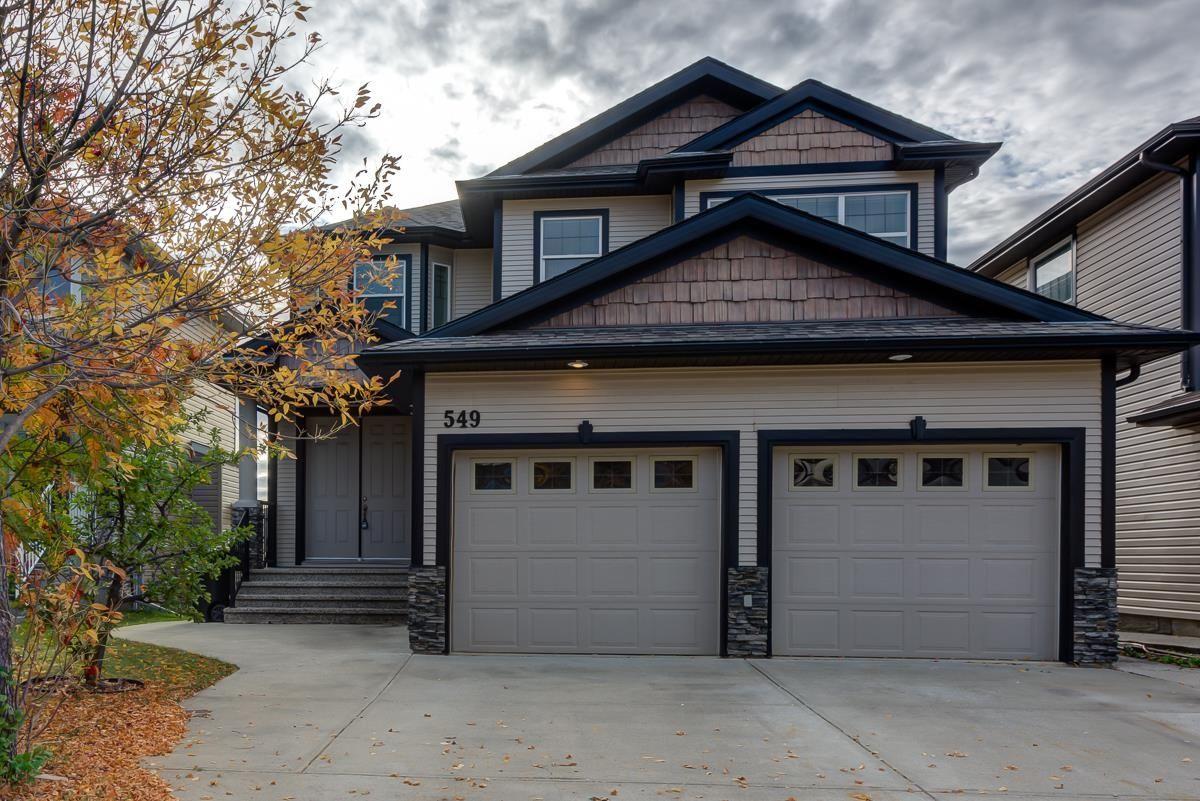Main Photo: 549 HUDSON Road in Edmonton: Zone 27 House for sale : MLS®# E4265757