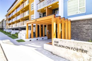 """Photo 1: 211 516 FOSTER Avenue in Coquitlam: Coquitlam West Condo for sale in """"NELSON ON FOSTER"""" : MLS®# R2362238"""