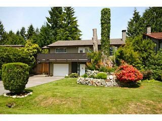 """Photo 1: 2655 TUOHEY Avenue in Port Coquitlam: Woodland Acres PQ House for sale in """"Woodland Acres"""" : MLS®# V1068106"""