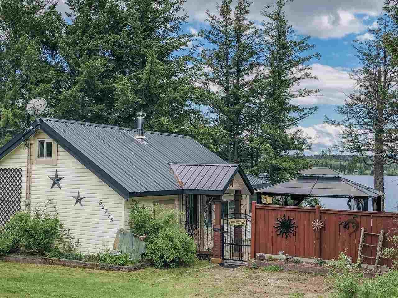 """Main Photo: 52275 GUEST Road in Vanderhoof - Rural: Cluculz Lake House for sale in """"Cluculz Lake"""" (PG Rural West (Zone 77))  : MLS®# R2542900"""