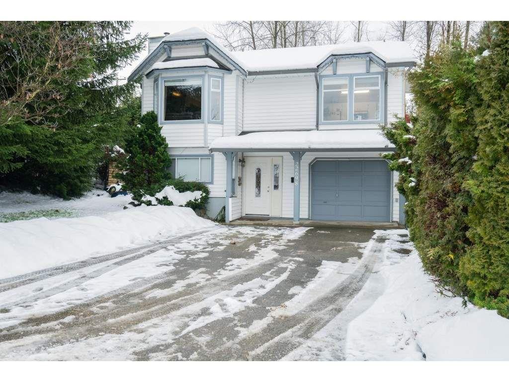 """Main Photo: 22698 KENDRICK Loop in Maple Ridge: East Central House for sale in """"Kendrick Loop"""" : MLS®# R2429797"""