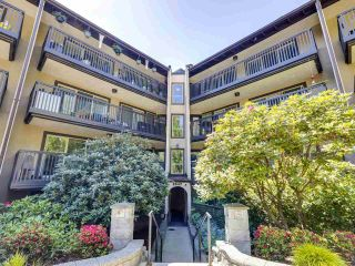 """Photo 2: 108 9847 MANCHESTER Drive in Burnaby: Cariboo Condo for sale in """"Barclay Woods"""" (Burnaby North)  : MLS®# R2580881"""