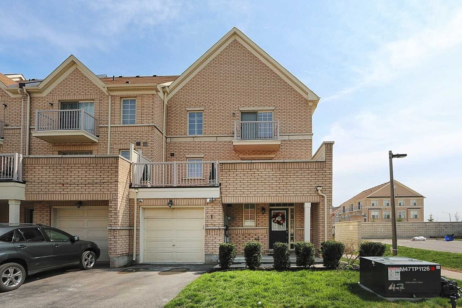 Main Photo: 6 Cathedral High Street in Markham: Cathedraltown House (3-Storey) for sale : MLS®# N5276509