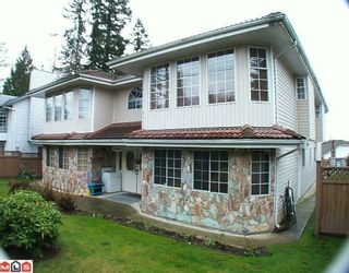Photo 1: 14654 88TH Avenue in Surrey: Bear Creek Green Timbers House for sale : MLS®# F1001935