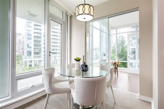 "Photo 9: 408 1633 ONTARIO Street in Vancouver: False Creek Condo for sale in ""KAYAK-Village on The Creek"" (Vancouver West)  : MLS®# R2471926"
