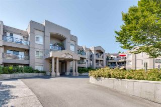 "Photo 1: 303 2109 ROWLAND Street in Port Coquitlam: Central Pt Coquitlam Condo for sale in ""PARKVIEW PLACE"" : MLS®# R2483064"