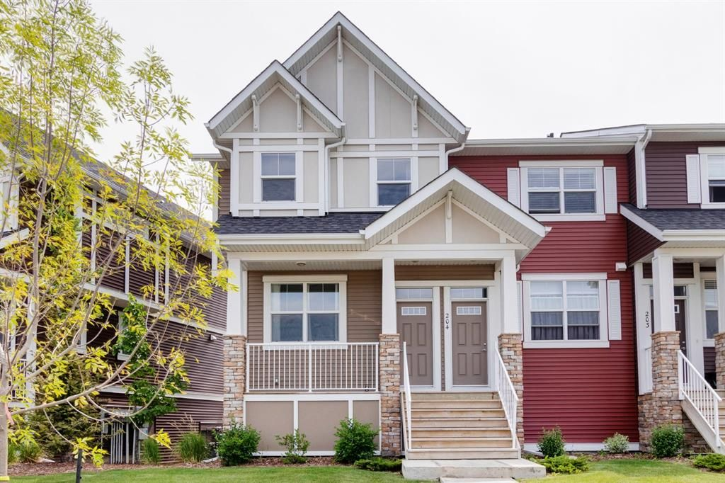 Main Photo: 205 1225 Kings Heights Way SE: Airdrie Row/Townhouse for sale : MLS®# A1122375