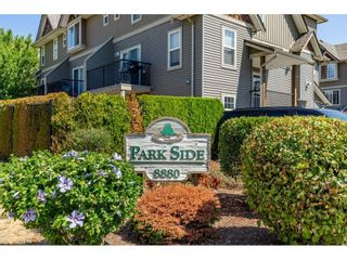 """Photo 40: 9 8880 NOWELL Street in Chilliwack: Chilliwack E Young-Yale Townhouse for sale in """"Parkside Place"""" : MLS®# R2607248"""