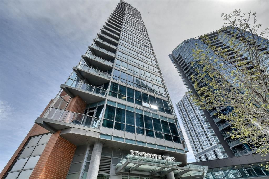 Main Photo: 2907 225 11 Avenue SE in Calgary: Beltline Apartment for sale : MLS®# A1109054